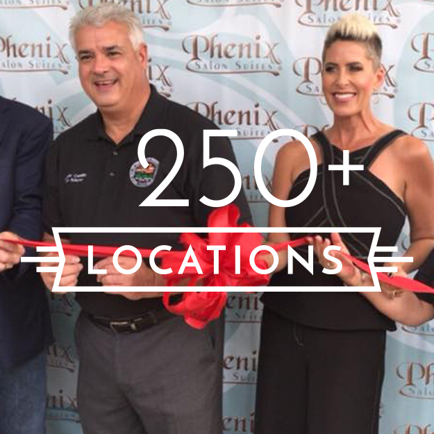 250 plus locations