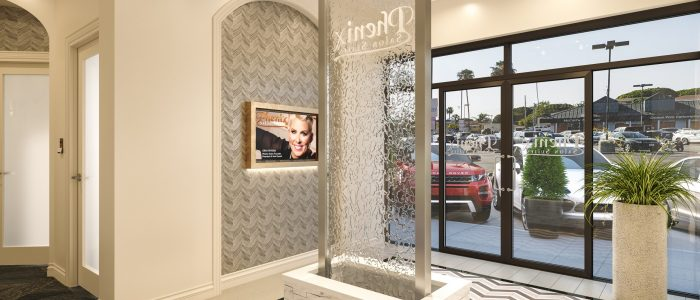 New Phenix Salon Suites interior